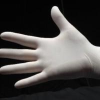 LARGE Latex Glove Lightly Powdered.  100-153
