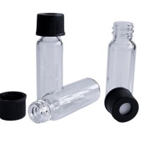 4ml Clear Screw-Thread Vial, V1317
