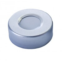11mm Crimp Top Cap, Aluminium.  SC112111
