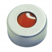 11mm Crimp Top Cap, Aluminium.  SC111111