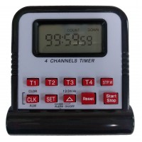 Pocket Timer Stopwatch Clock.  CT-106