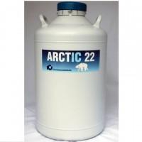 22 Litre Refrigerated Dewar, ARCTIC 22RX - POA