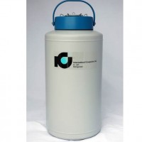 10 Litre Refrigerated Dewar, IC-10R - POA