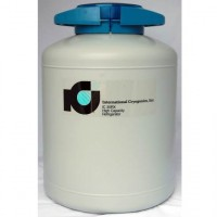 35 Litre Refrigerated Dewar, IC-35RX - POA