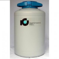 50 Litre Refrigerated Dewar, IC-50RX - POA