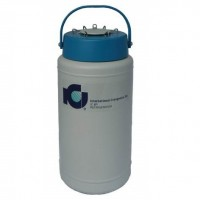 6 Litre Refrigerated Dewar, IC-6R - POA