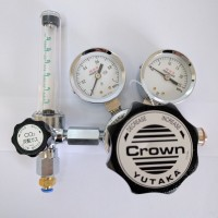 Gas Regulator with Flowmeter - P.O.A