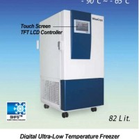 Upright Type Freezers