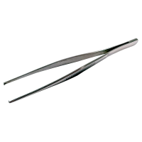 Tissue Forceps With Teeth (1x2), 160mm long.  0302-1160