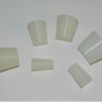 11-14.5mm D. Silicone Stopper, Rubber Material