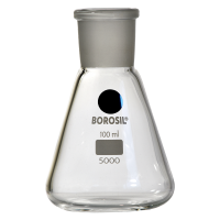 100ml Erlenmeyer Flask with Interchangeable Joint.  5000016
