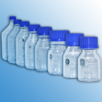 Clear Reagent Bottles