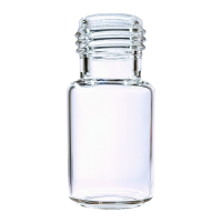 10ml Clear Screw-Thread Vials.  VA101