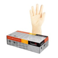 Bastion Latex Omni P/F Large Gloves