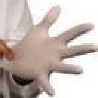 LGE Latex Powder Free Gloves, Non-Sterile.  G540