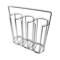 Petri Dish Carrier Rack, 4050-4510
