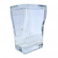 9 Piece Glass Staining Jar, Hellendhal Type
