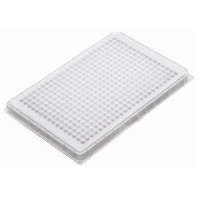 384 Well 25µl PCR Plate with Full Skirt.  3983-520