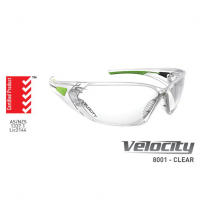 VELOCITY Safety Spec Clear Lens