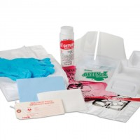 Cytotoxic Spill Kit.  13-2011