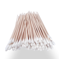 Cotton Swab + Wooden Stick.  2122-0001