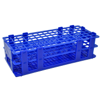 90 Place Snap Together Rack, Blue