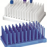 96 Well Fibeeglass Reinforced Peg Rack, HS24311B