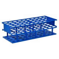 25mm Polywire One Rack, 40 Place, Blue