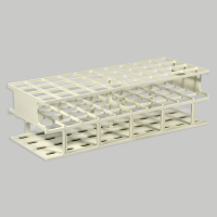 25mm Polywire One Rack, 40 Place, White