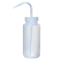 250ml Wash Bottle, Wide Mouth