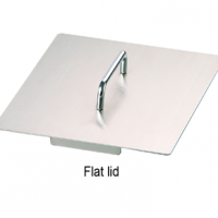 Flat Lid for 10L Waterbath, FL10-DSB