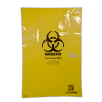 Autoclave Bags, Yellow