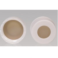 24mm White Screw Thread PP Cap.  SC221221