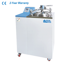 Autoclaves and Accessories by Interlab Ltd